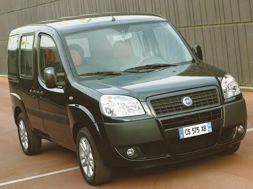 Fiat Doblo Cargo 1.6 Natural Power