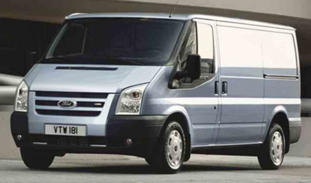 Ford Transit CNG