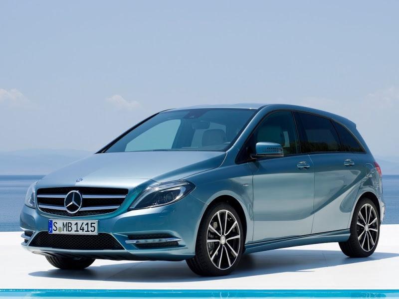 Mercedes B 200 NGD