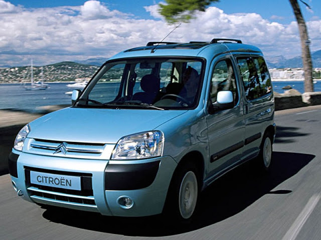 Citroen Berlingo GNV
