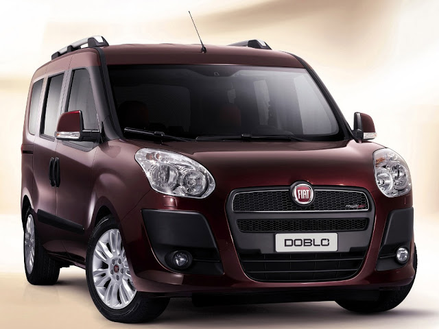 Fiat Doblo 1.4 T-JET Natural Power