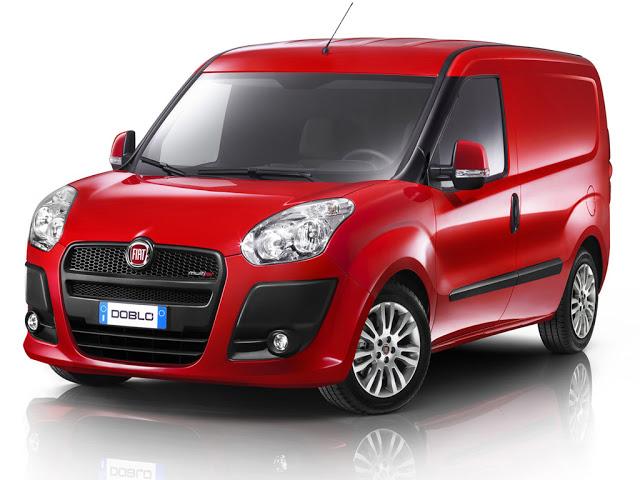 Fiat Doblo Furgon 1.4 T-JET Natural Power