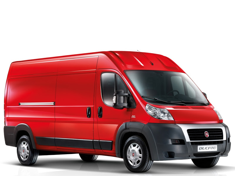 Fiat Ducato 2.0 Natural Power