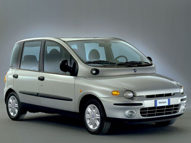 Fiat Multipla 1.6 BluPower