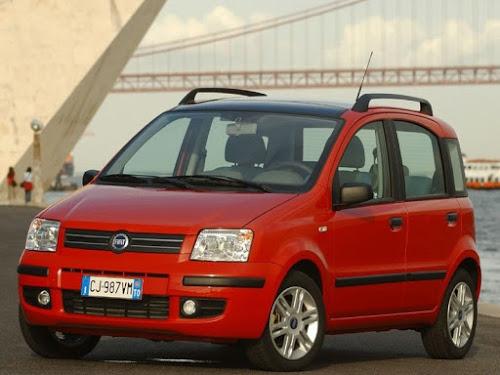 Fiat Panda Van 1.2 Natural Power