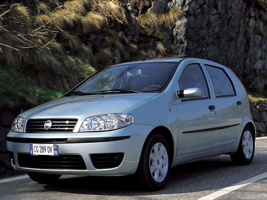 Fiat Punto Classic 1.2 Natural Power