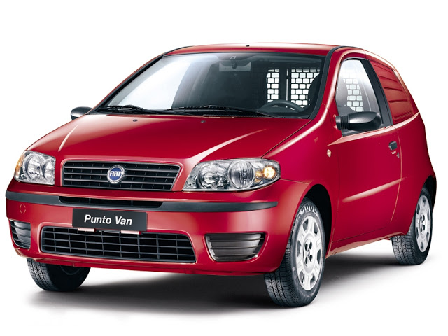 Fiat Punto Classic Van 1.2 Natural Power