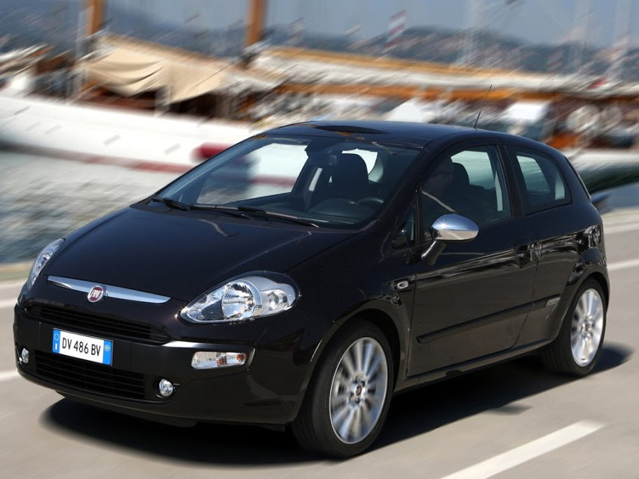 Fiat Punto Evo 1.4 Natural Power