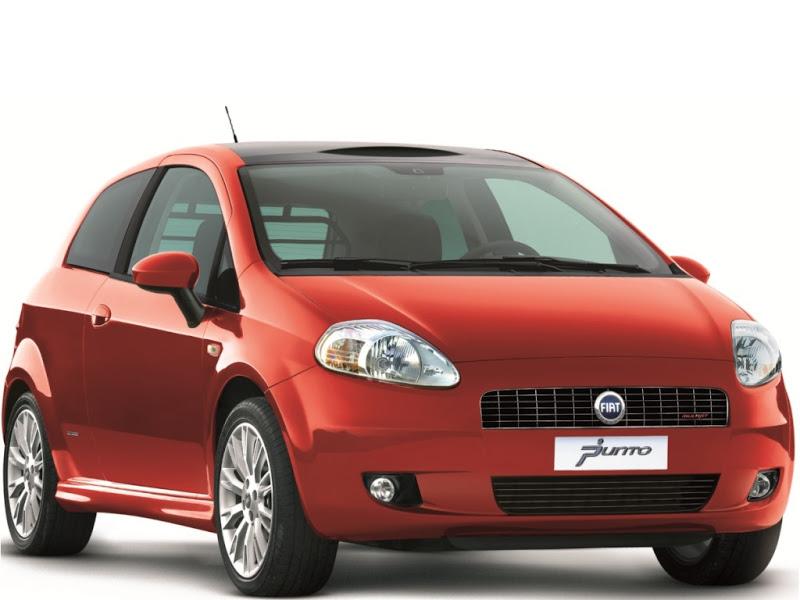 Fiat Punto Evo VAN 1.4 Natural Power