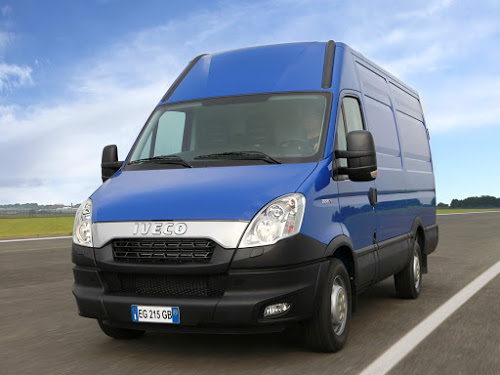 Iveco EcoDaily Natural Power 3.0
