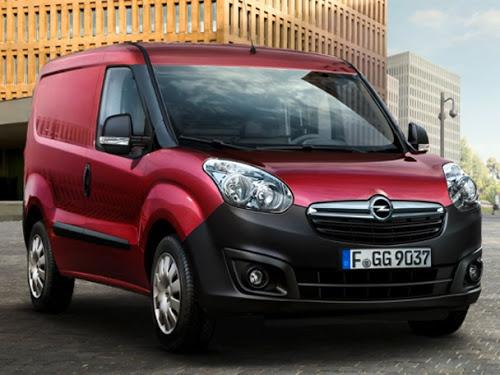 Opel Combo Van EcoFlex