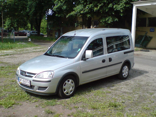 Opel Combo Tour 1.6 EcoFlex