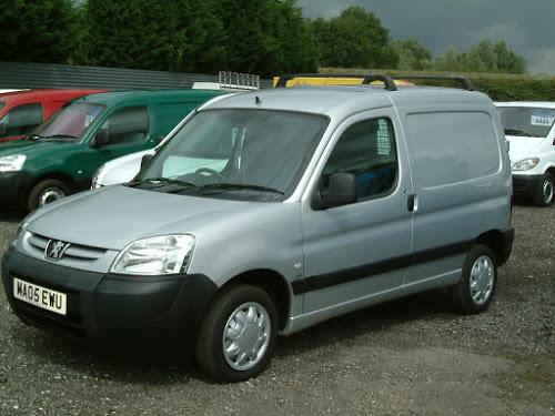 Peugeot Partner Van BiValent