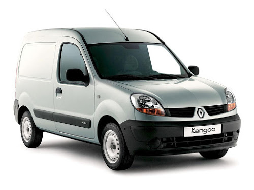 Renault Kangoo 1.6 Bivalent CNG
