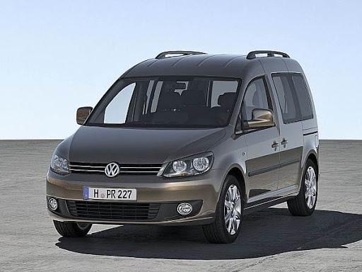 Volkswagen Caddy Life EcoFuel 2.0