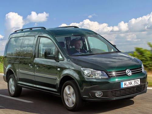 Volkswagen Caddy Maxi Life EcoFuel 2.0