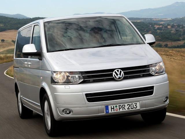Volkswagen Transporter EcoFuel 2.0