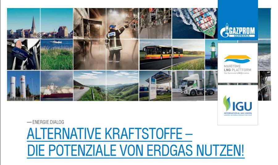 Gazprom Dialog Energetyczny w Rostocku