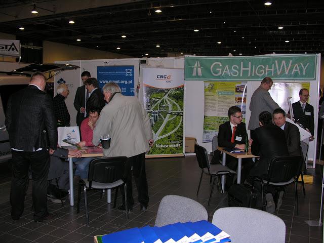 GasShow 2011 – relacja ze stanowiska CNG.auto.pl i wystawy