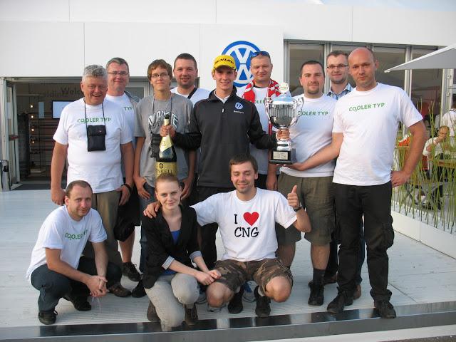RELACJA   Wyjazd entuzjastów CNG do Oschersleben – Europejskie Spotkanie Kierowców CNG oraz wyścig Scirocco CUP