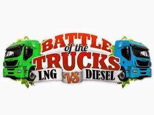 LNG vs Diesel - Battle of the trucks