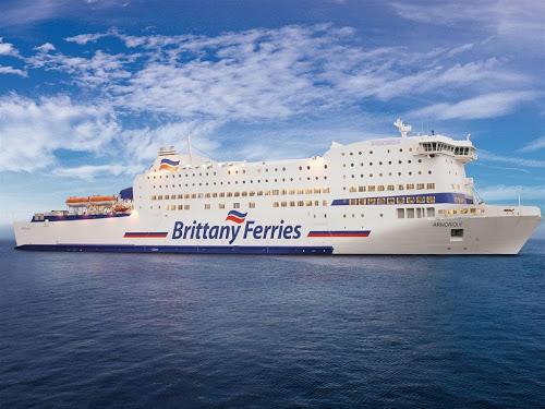 LNG transport morski Między Wyspami Brytyjskimi a Hiszpanią popłynie prom na gaz ziemny