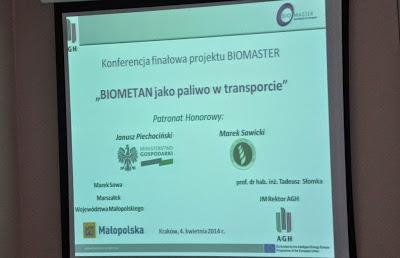Biomaster konferencja finałowa AGH - CNG, biometan, biogaz, (7)