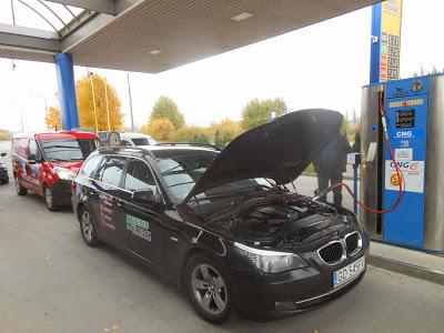 Gazodiesel CNG i LNG. Nowe otwarcie na rynku aut zasilanych gazem ziemnym