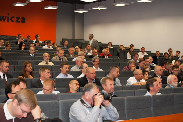 Blue Corridor 2012 – Międzynarodowa Konferencja CNG/LNG w Warszawie