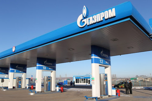 2013.03 Rosja Gazprom stacja CNG