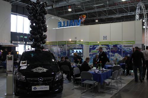 Portal cng.auto.pl zaprasza do udziału w GasShow 2012 i konferencji 'Ekologia i ekonomia: metan dla motoryzacji'