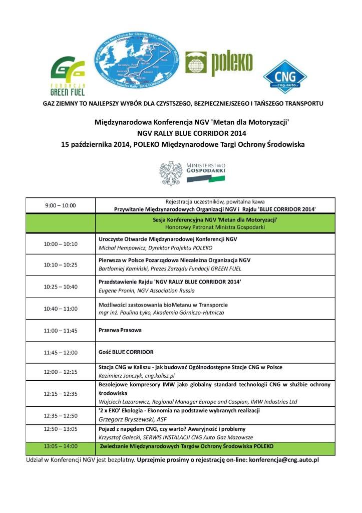 Międzynarodowa Konferencja NGV