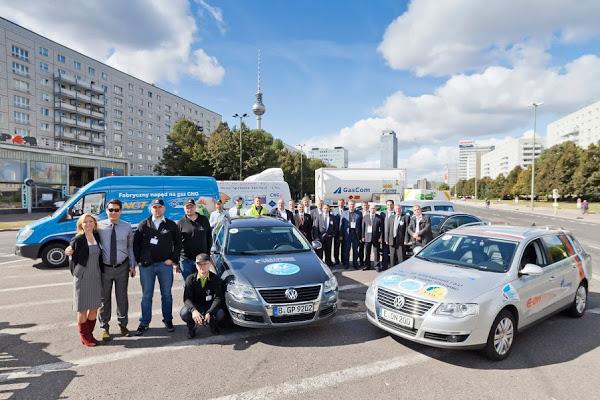 Blue Corridor 2012 | Relacja z udziału polskich ekip w Międzynarodowym Rajdzie Pojazdów CNG i LNG