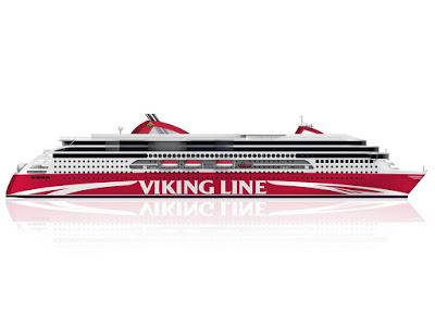 Linie Viking zamawiają prom pasażerski zasilany skroplonym gazem ziemnym (LNG)