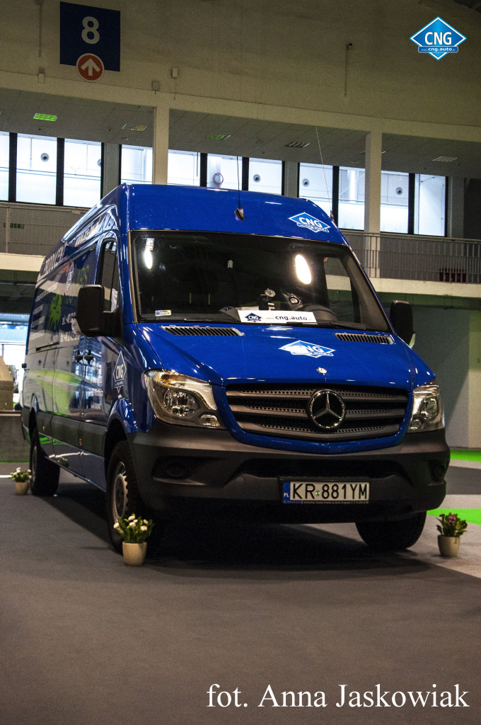 Mercedes-Benz Sprinter NGT