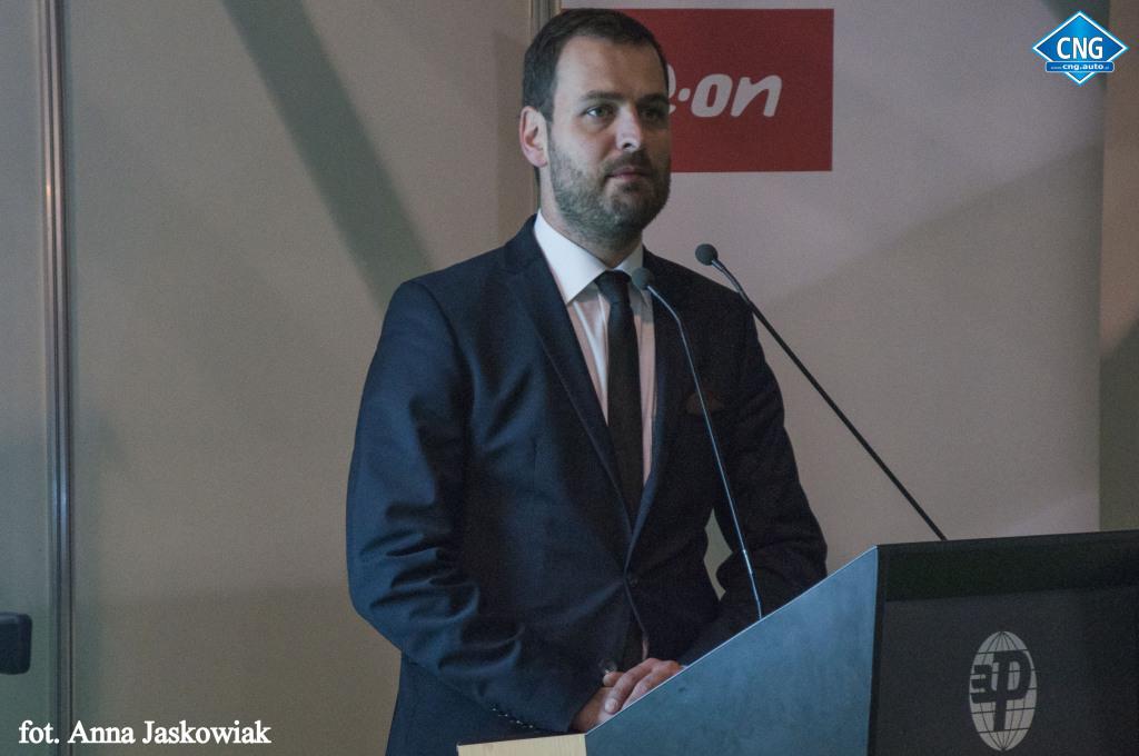 Michał Hempowicz Dyrektor Projektu POLEKO