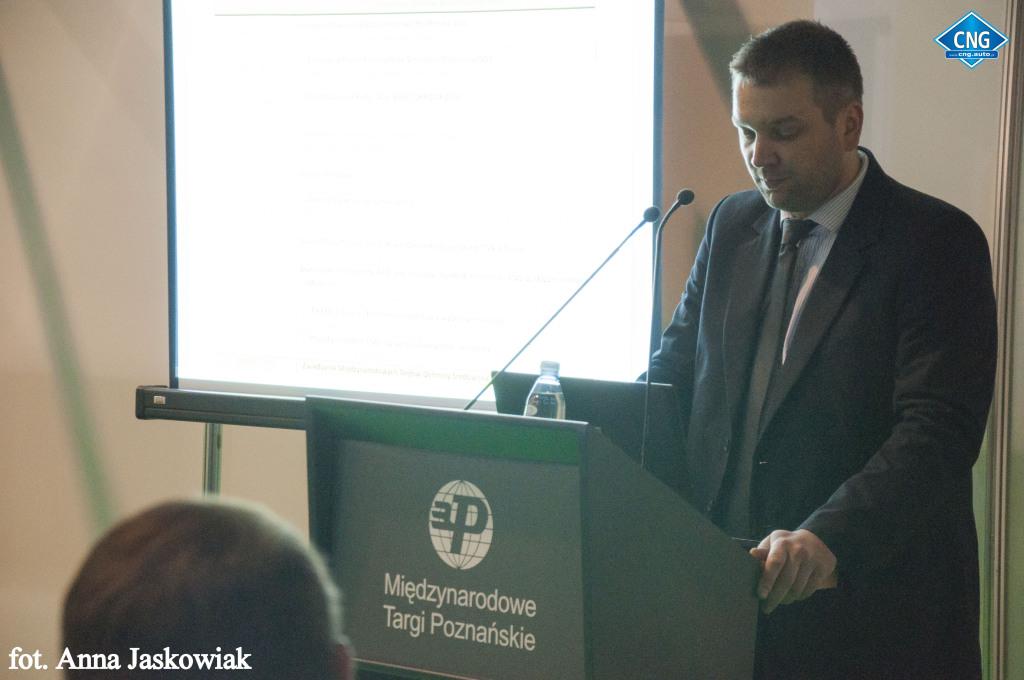 Bartłomiej Kamiński Prezes Fundacji Green Fuel