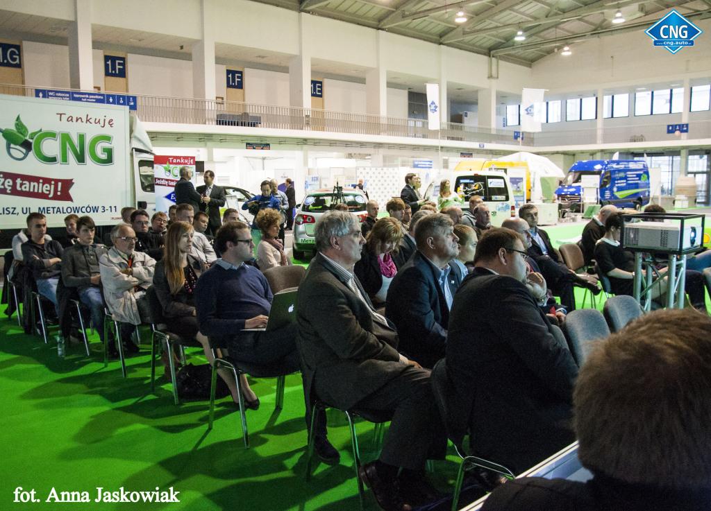 Konferencja Metan dla Motoryzacji.