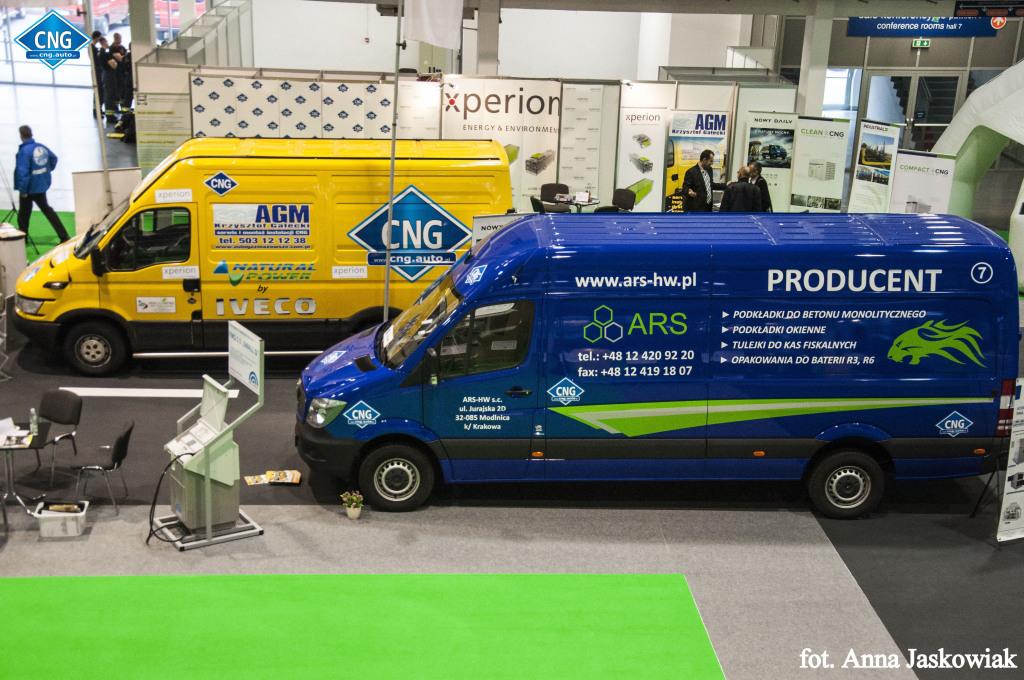 Wystawa Pojazdów CNG