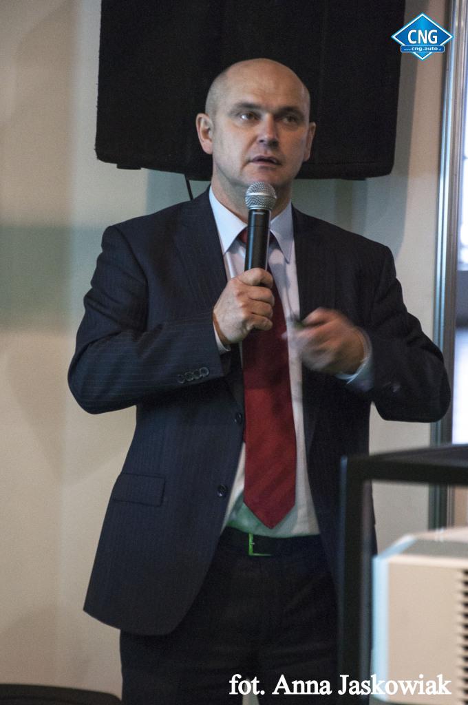 Andre Schumann przedstawiciel E.ON