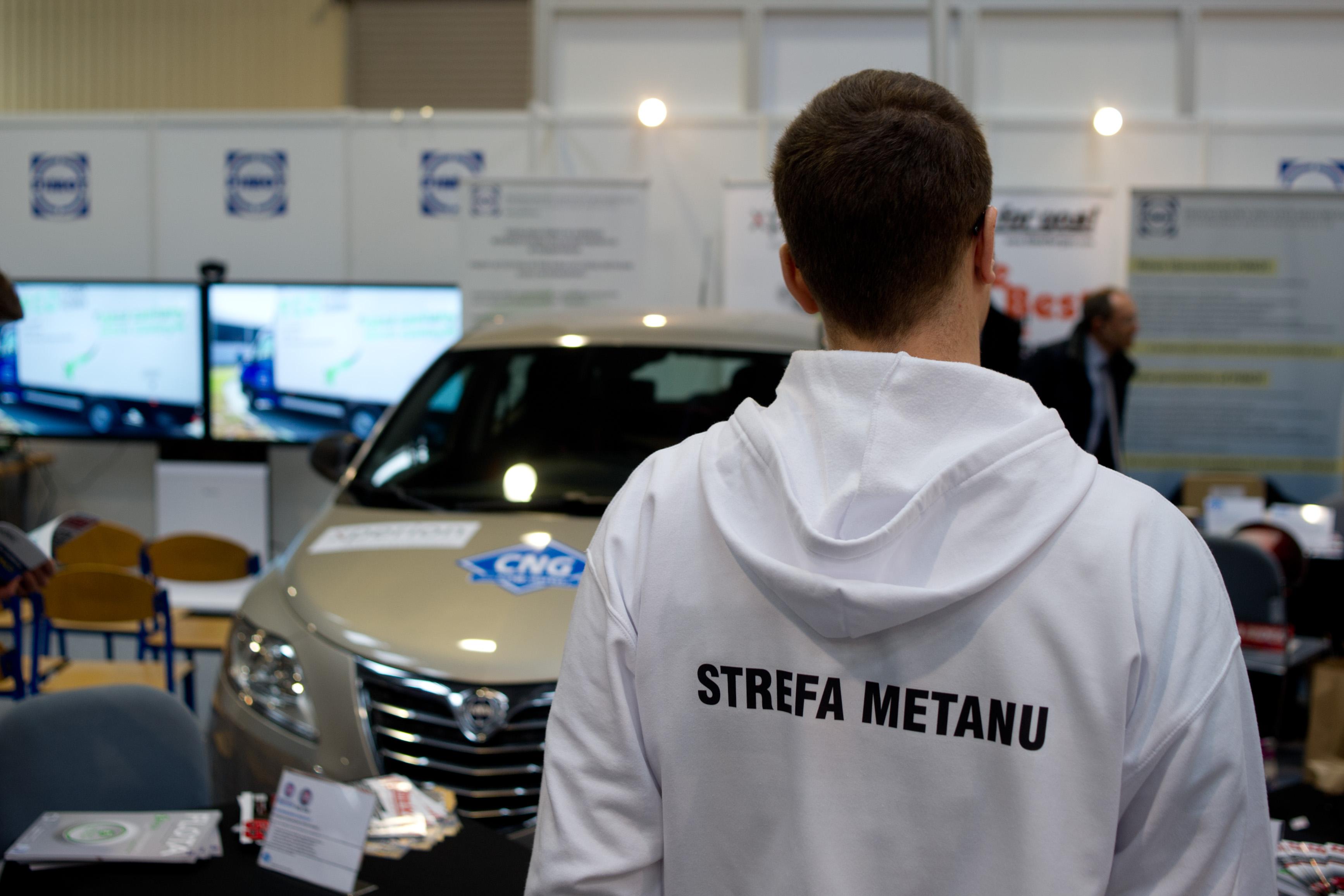 """Międzynarodowa Wystawa Pojazdów i Technologii CNG, LNG 'Strefa Metanu"""" pod Patronatem Honorowym Menadżer Floty i EKOFLOTA 2017"""