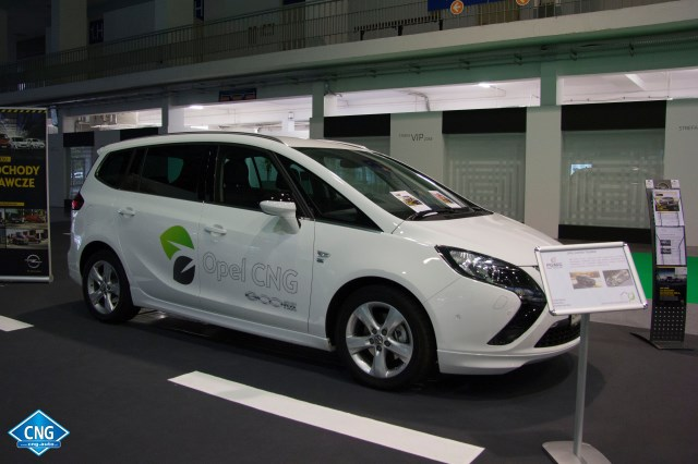 Opel CNG