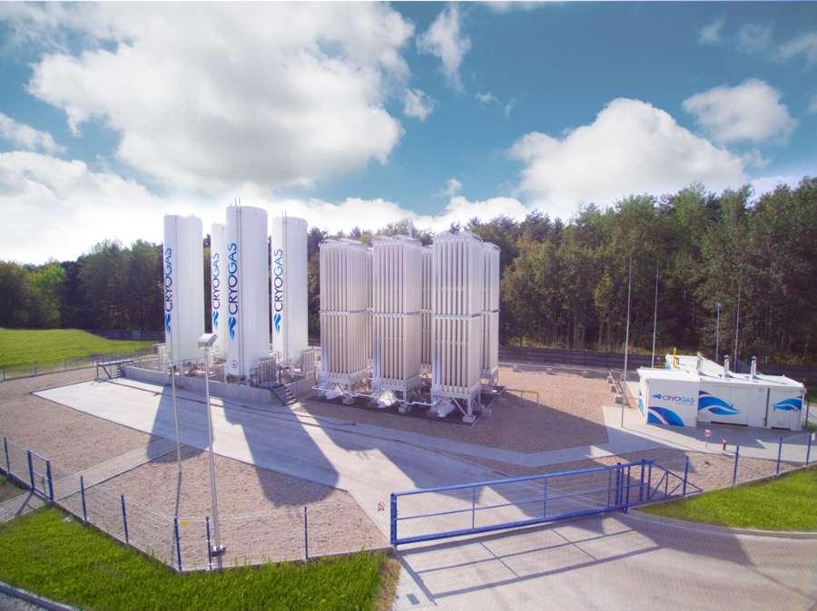 Cryogas M&T Poland - LNG, CNG, gaz sieciowy