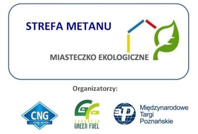 'Strefa Metanu' w Miasteczku Ekologicznym na Targach POL-ECO-SYSTEM