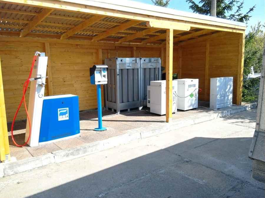 ASF Stacja tankowania paliwem CNG w Gdyni – nowa realizacja.