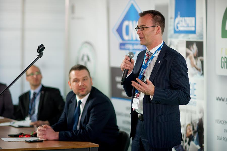 Międzynarodowa Konferencja NGV 'Metan dla motoryzacji' POL ECO SYSTEM 2015