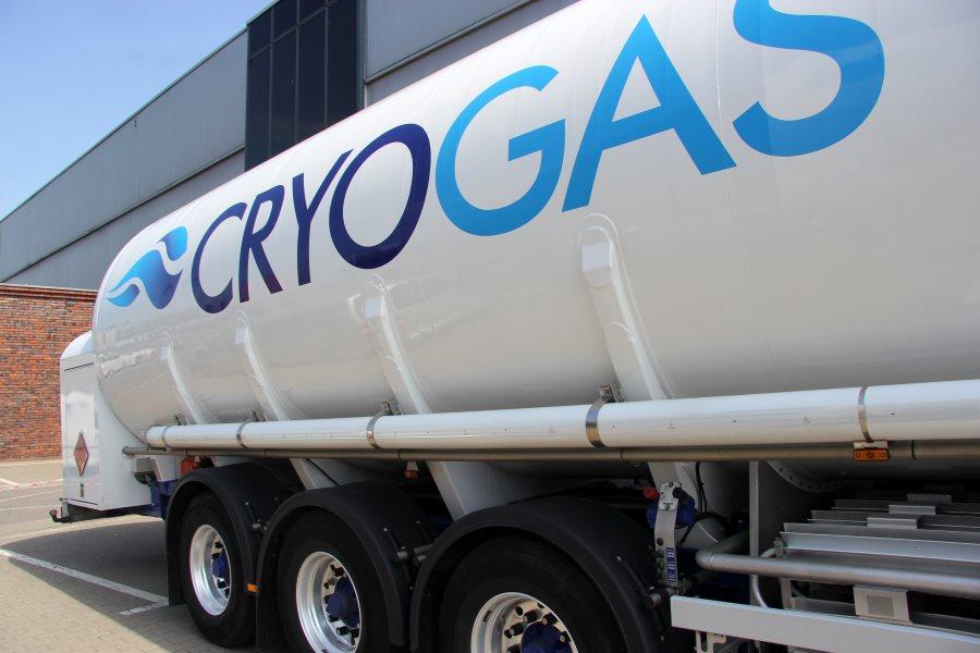 cysterna kriogeniczna strefa metanu targi