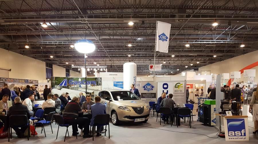Cng.auto.pl na Targach Stacja Paliw 2018