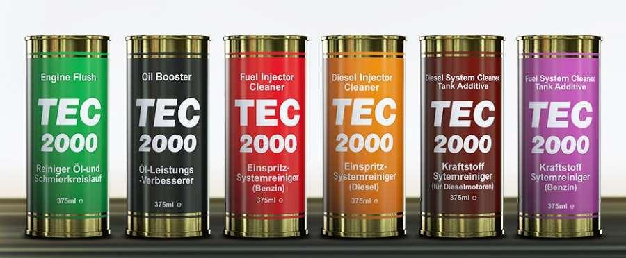 Chemia samochodowa dla użytkowników samochodów zasilanych gazem ziemnym CNG.