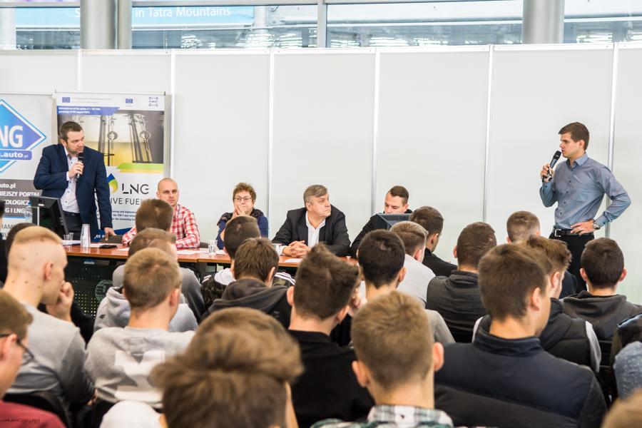 "Warsaw Gas Days 2018 – ""Metan dla Transportu"" CNG LNG Konferencja"
